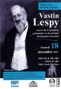 Trobada d'agòr - Vastin Lespy