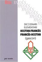 Diccionari elementari francés-occitan occitan-francés (gascon)
