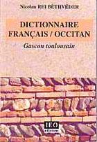 Diccionari Occitan Gascon Toulousain